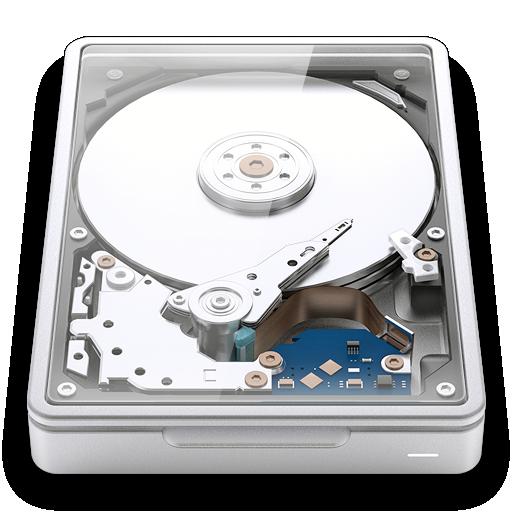 Как сохранить с мака на жесткий диск