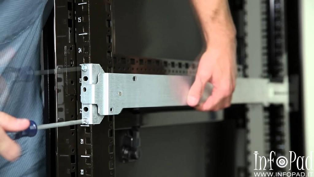 Installazione rack a milano